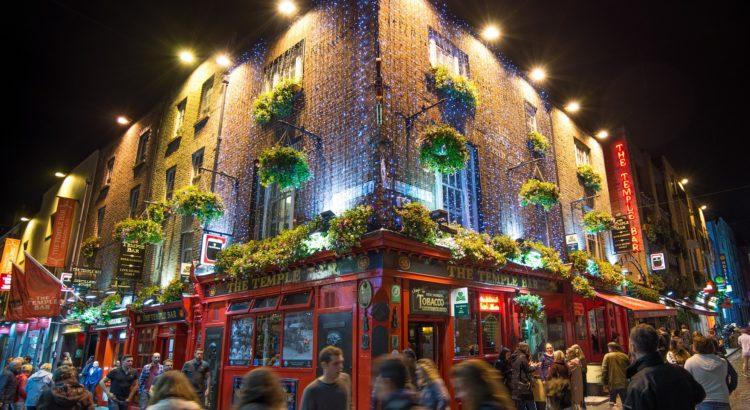 Semana Cultural en Dublín para clientes de ESID