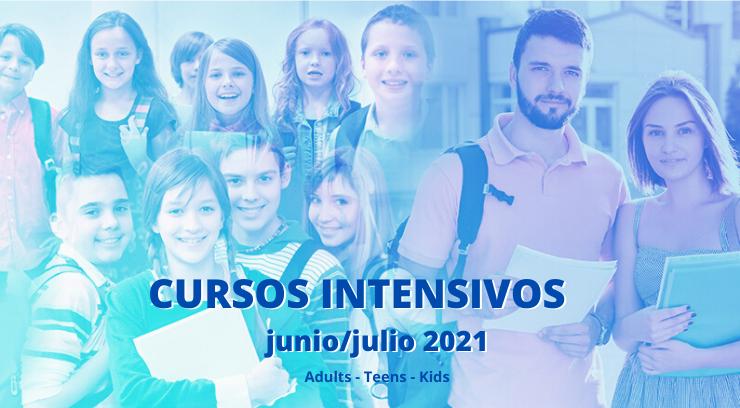 Nuevos cursos Intensivos en Junio y Julio